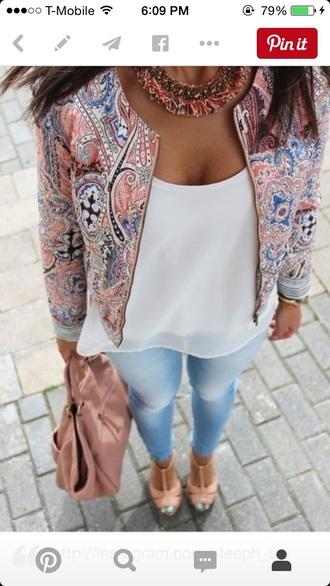 jacket unique