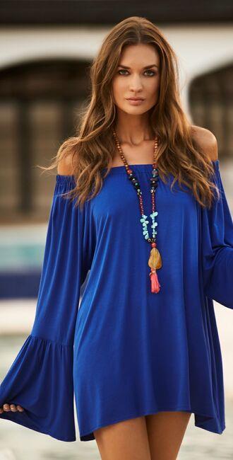 dress spring off the shoulder off-shoulder jewels