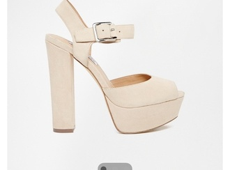 shoes high heels high heel sandals beige shoes nude pumps