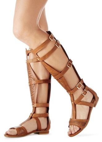 shoes knee high sandals flat gladiator sandals knee high gladiator sandals sandles