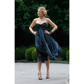 Blake Lively Party Dress Celebrity Dress Gossip Girl Dress