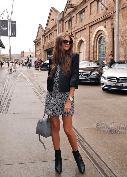 spin dizzy fall jacket dress bag shoes jewels sunglasses