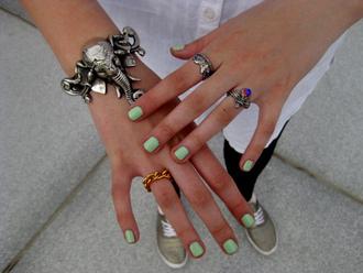 jewels bracelets octopus elephant silver ring jewelry