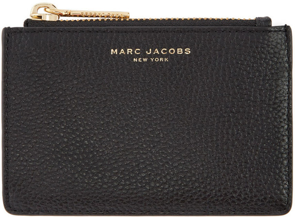 Marc Jacobs top black top zip black