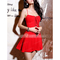 Up high waisted slimming dress for women_15.33