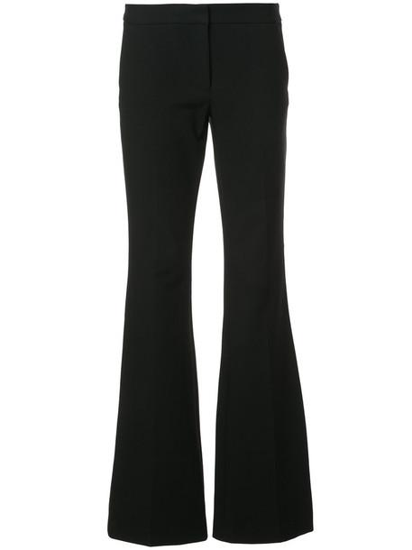 Tibi women spandex black pants