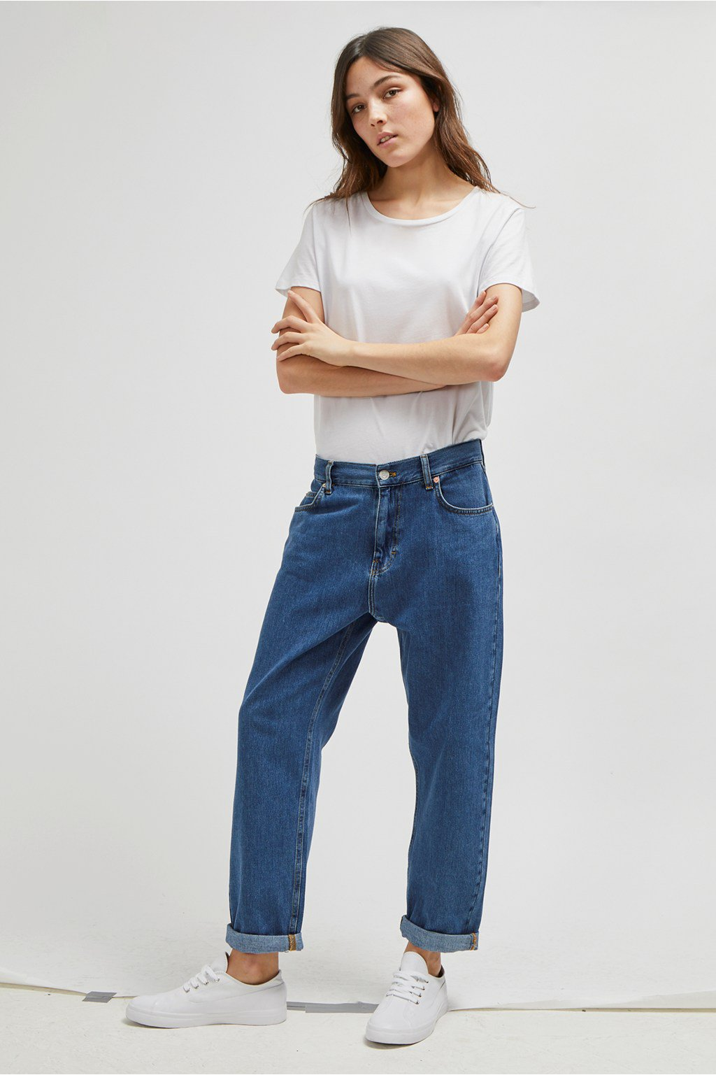 Fitz Denim True Boyfriend Jeans   Trousers And Pants   French Connection Usa