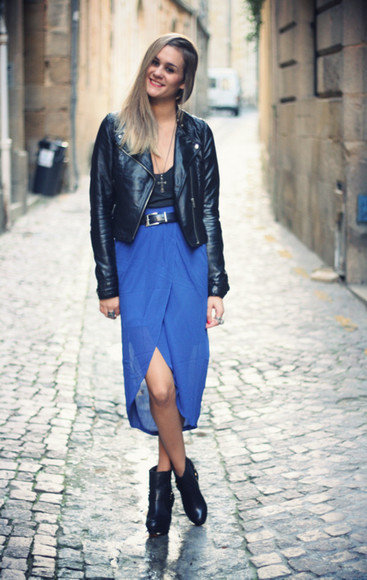 adenorah chiffon skirt