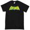Batman black vintage t-shirt - basic tees shop
