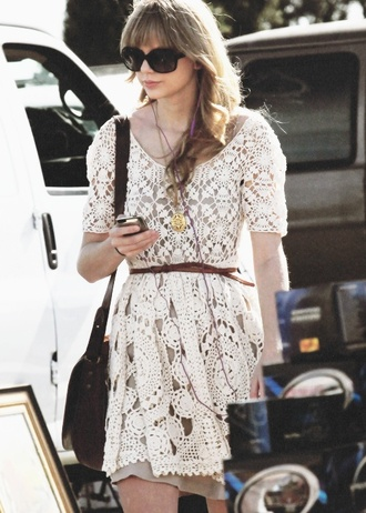 dress lace white taylor swift taylor swift dress