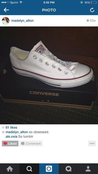 shoes white converse