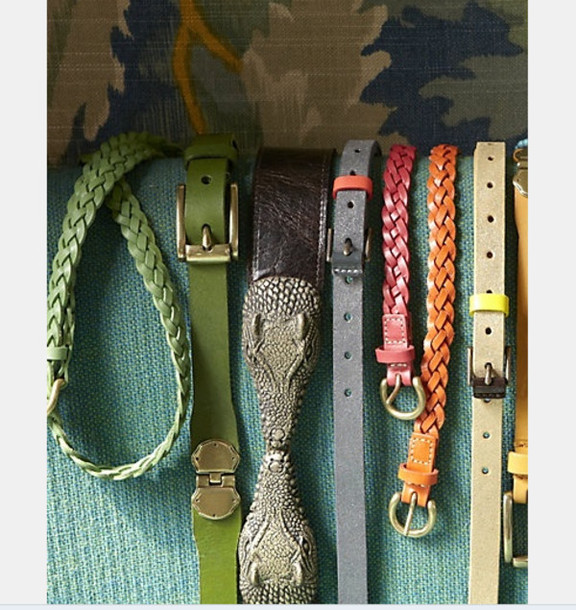 belt coach belts d&g belts