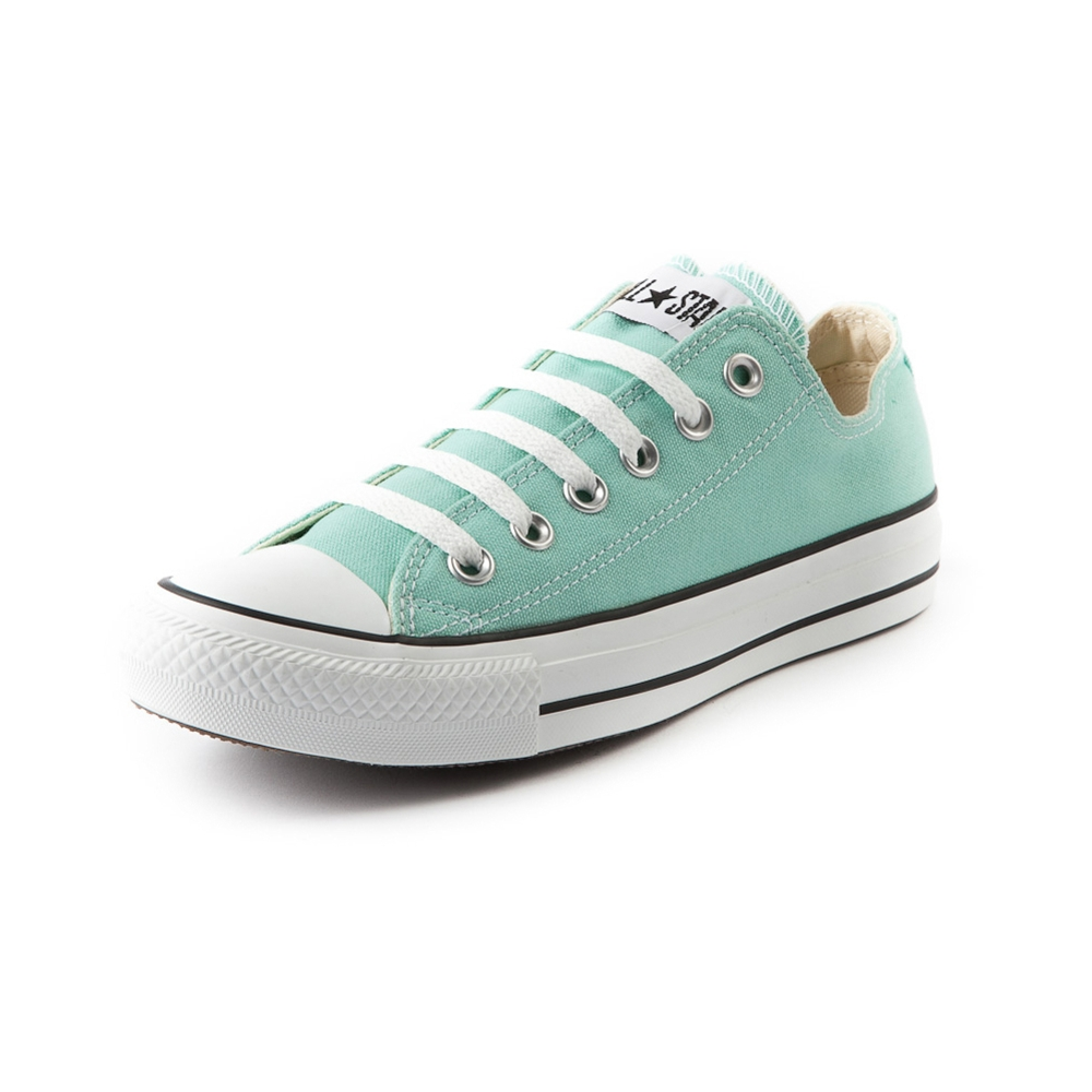 converse all lo athletic shoe in mint shi by journeys