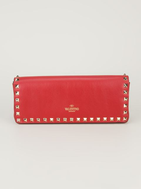 Valentino garavani 'rockstud' bangle clutch