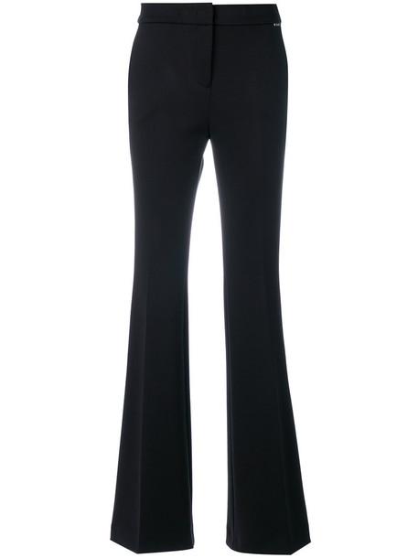 LIU JO women classic spandex black pants