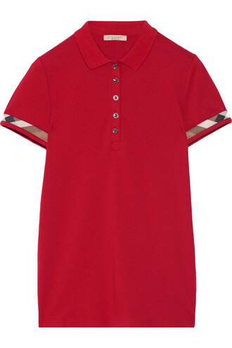 shirt polo shirt cotton top