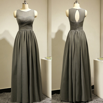 dress prom prom dress grey grey dress maxi maxi dress long long dress floor length dress special occasion dress trendy fabulous cute cute dress sexy sexy dress fashionista fashion style stylish wow cool love lovely pretty vogue gorgeous beautiful amazing girly bridesmaid princess dress