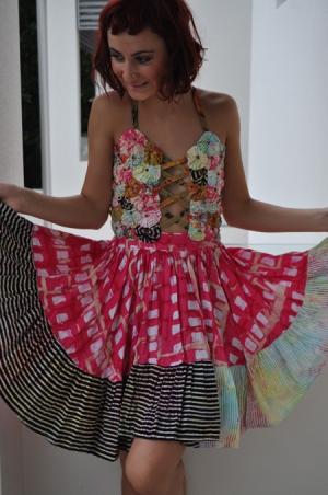 My sunday feeling dress