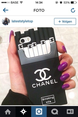 phone case cigarettes iphone case