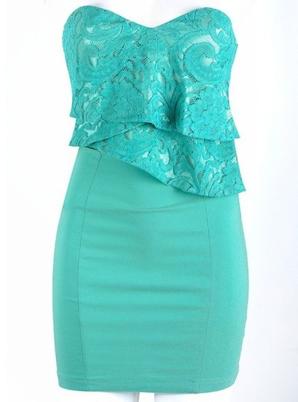 dress teal dress turquoise