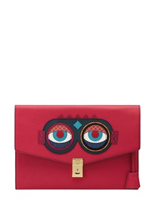CLUTCHES - MCM BEYOND SNOWDOME -  LUISAVIAROMA.COM - WOMEN'S BAGS - SPRING SUMMER 2014