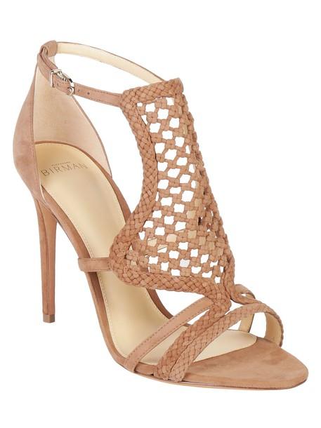 Alexandre Birman sandals light beige shoes
