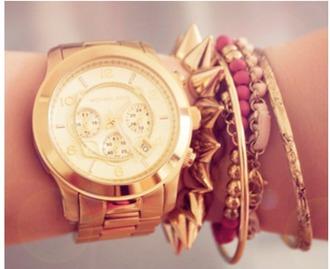 jewels watch bracelets gold michael kors rose gold michael kors watch