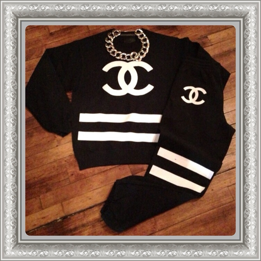 CC Flyy Sweat Fit (Set)  / The SugarBaby Shop
