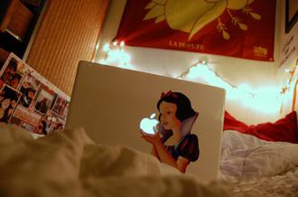 jewels macbookcover maccover apple snowwhite macbook cover