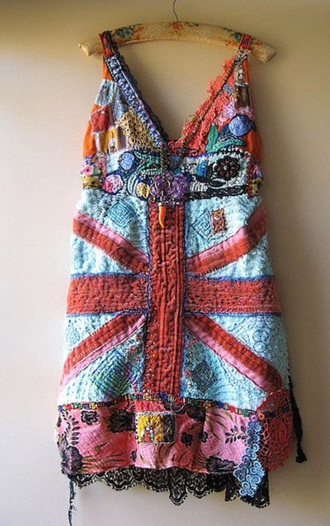 dress pattern patterned dress tribal pattern patch patchwork colorful rainbow embroidered boho dress summer dress hippie hippie chic hippie dress boho hippie dress fashion boho chic indie boho bohemian dress bohemian bohemian style dress lace dress lace quilted patchwork quilt handmade quilt floral blue blue dress floral dress