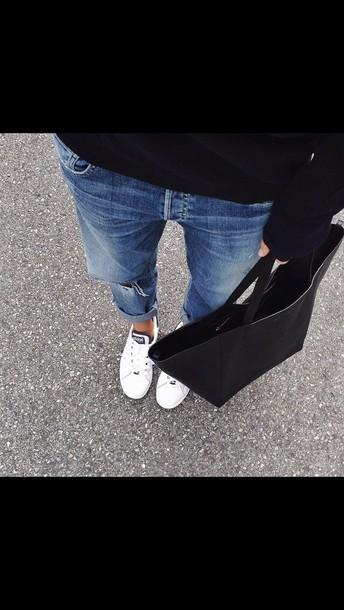 jeans boyfriend jeans bag