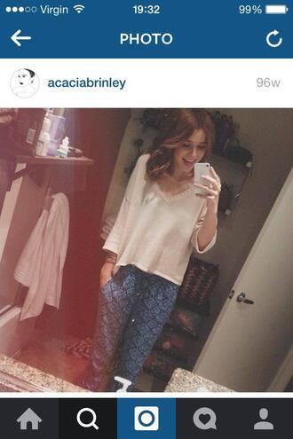 pants acacia brinley boho bohemian hippie boho pants loose boho pants