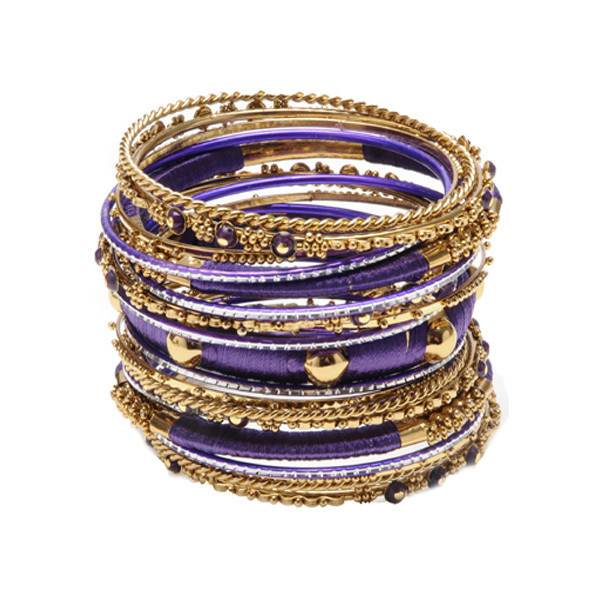 Amrita Singh Richa Bangle Set - Polyvore