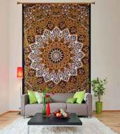 home accessory,wall hanging tapestry,home decoration items,home and lifestyle,wall hanging,mandala tapestry,vintage tapestry,dorm decor wall art