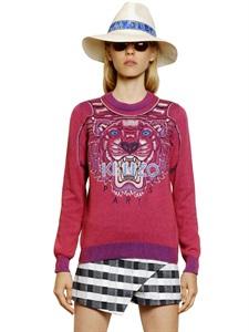 KNITWEAR - KENZO -  LUISAVIAROMA.COM - WOMEN'S CLOTHING - SPRING SUMMER 2014