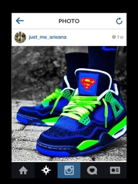 air jordan superman shoes