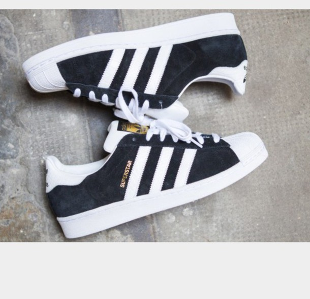 adidas Originals Men's Superstar 80s PK, Cblack