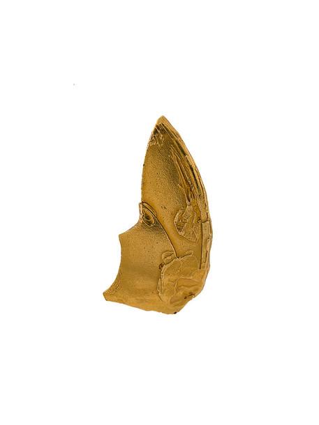 ALIGHIERI women gold grey bronze metallic jewels