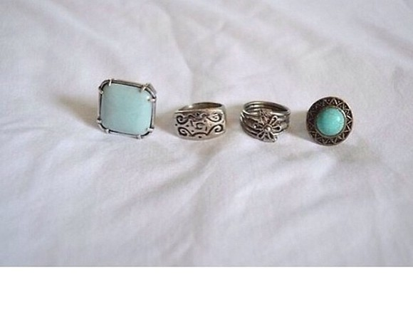 jewels rings jewelery hands silver mint silver and mint jewellery hand