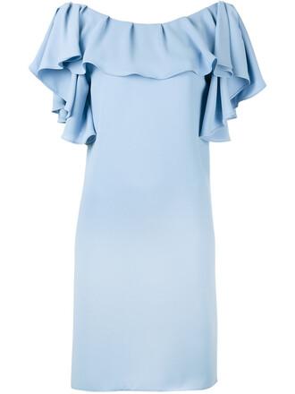 dress women blue