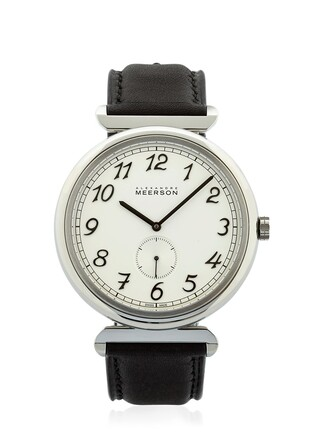 silver watch watch silver white black jewels