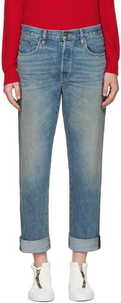6397 jeans blue