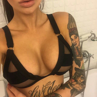 underwear black sheer bra sheer bra