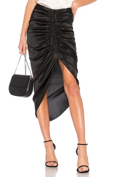 CAMI NYC skirt black