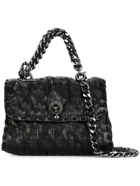 Ermanno Scervino satchel women bag satchel bag leather black