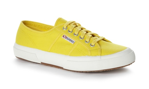 Superga 2750 Cotu Classic Sunflower at Superga