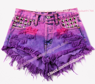 shorts high waisted jeans high waisted shorts high waisted denim shorts pink shorts hot pink shorts pink clothes punk shorts