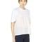 Cotton jersey & silk crepe t-shirt