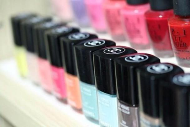 nail polish chanel colorful nail polish