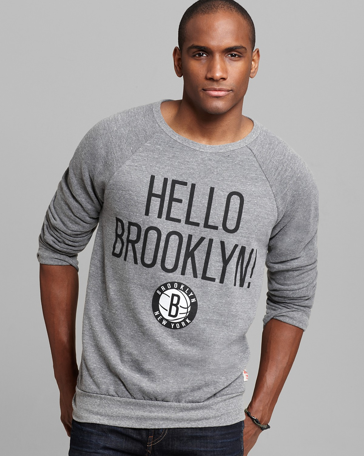 Sportiqe Hello Brooklyn Butler Sweatshirt | Bloomingdale's